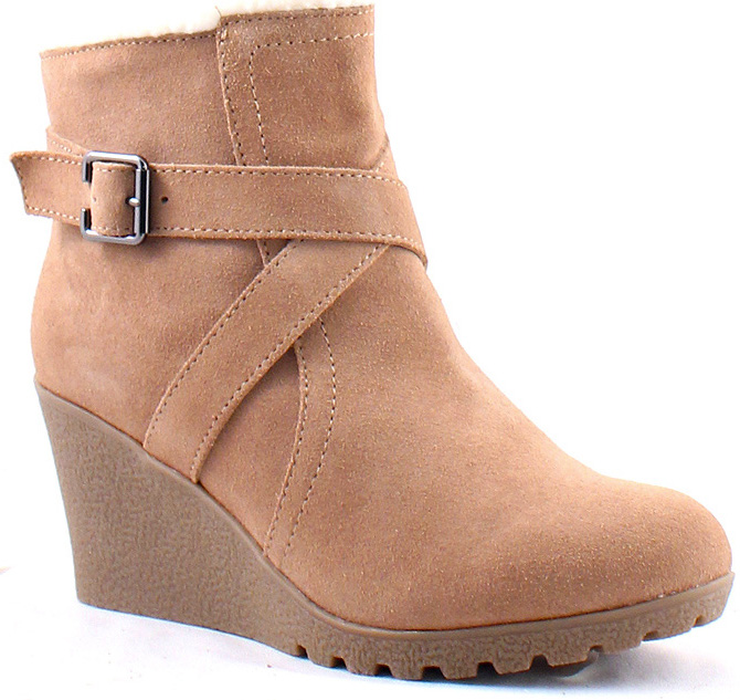 AMBER MILES 51651 HUSH PUPPIES FEMME DOUBLÉES