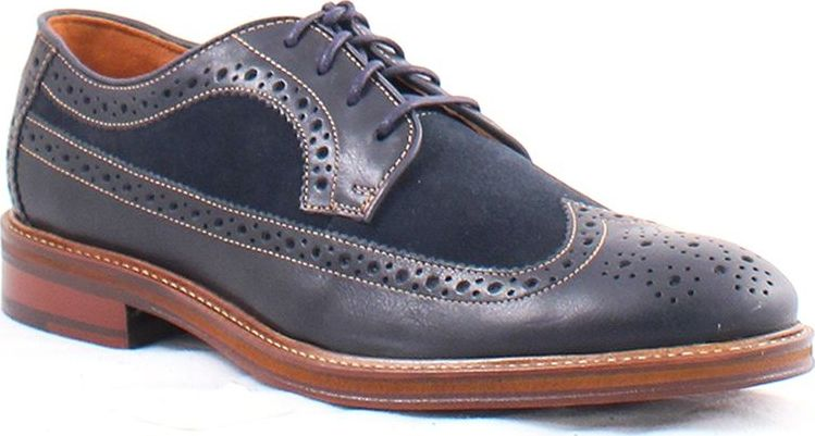 WARNER WINGTIP 56006 JOHNSTON & MURPHY HOMME HABILLÉS