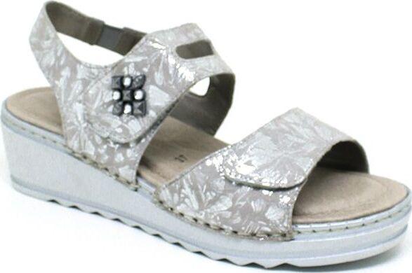 Velcros Avec Amovible Semelle Femme Sandales Sandale 2 OPuTkXZi