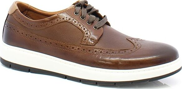 ELLISTON WINGTIP 61168 JOHNSTON & MURPHY HOMME TOUT-ALLER