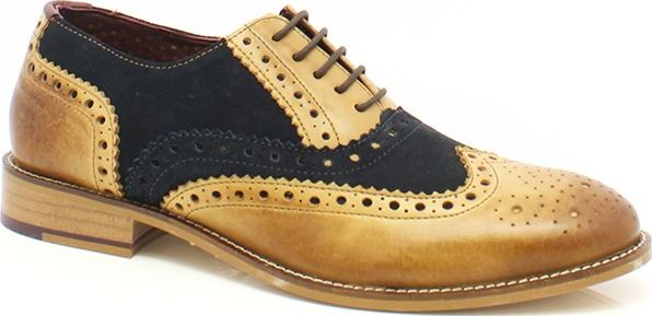 GATSBY 62515 LONDON BROGUES HOMME HABILLÉS